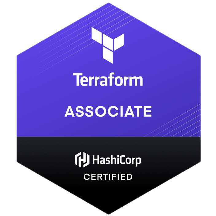 Hashicorp Certified: Terraform Associate